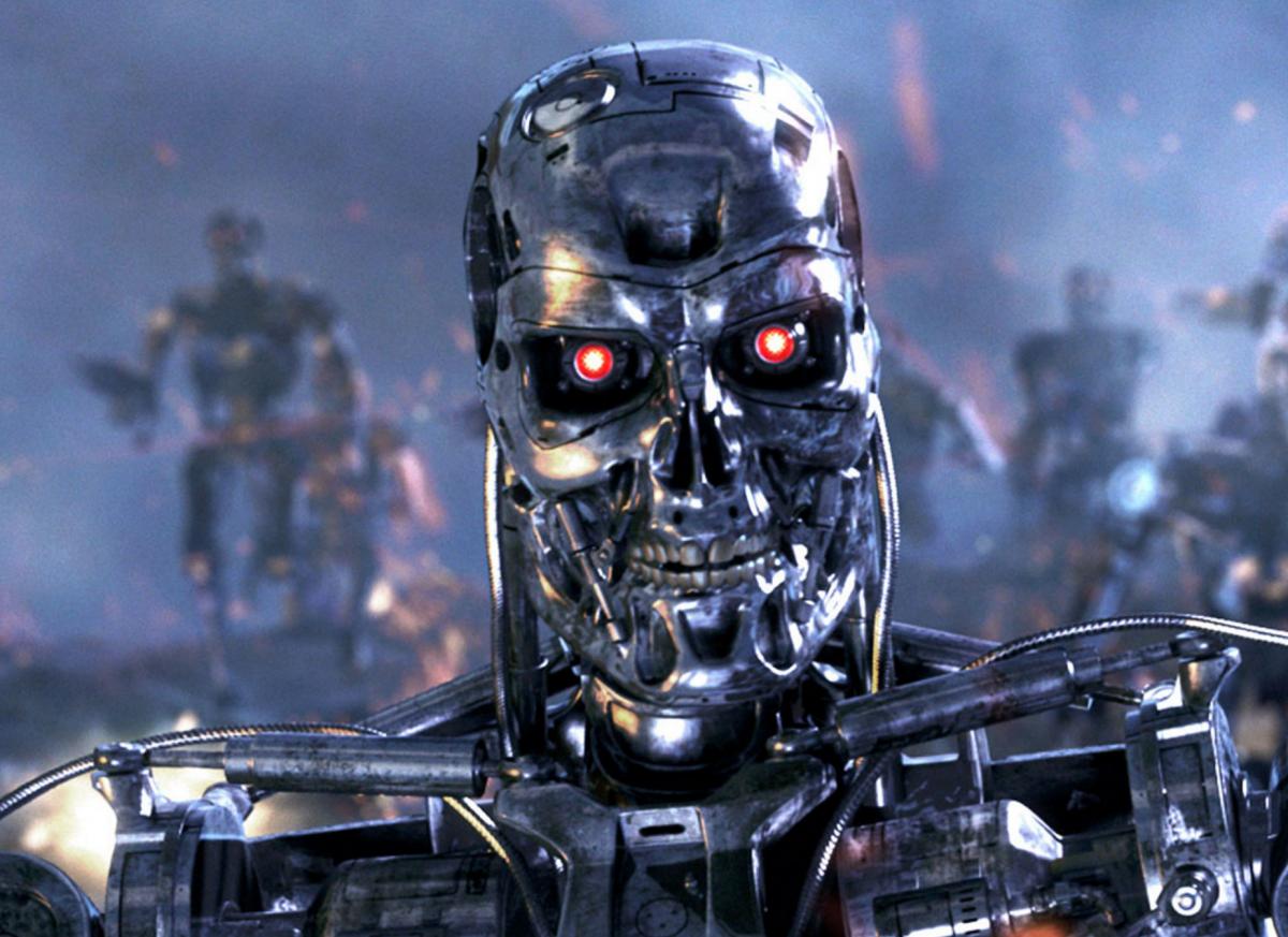 ¡No somos Terminators!
