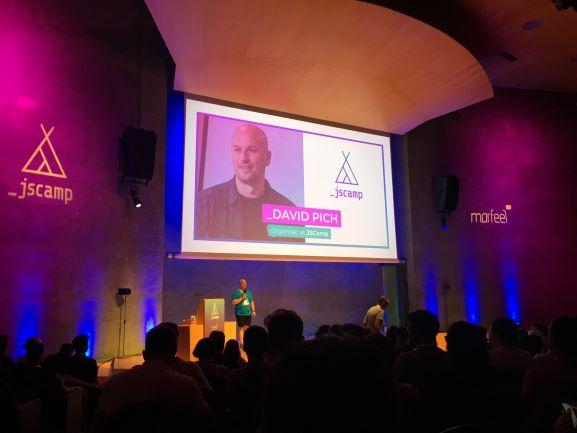 Visitando la JSCamp Barcelona 2018