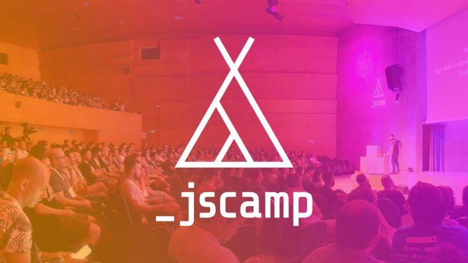 console.log ('Hello JSCamp');