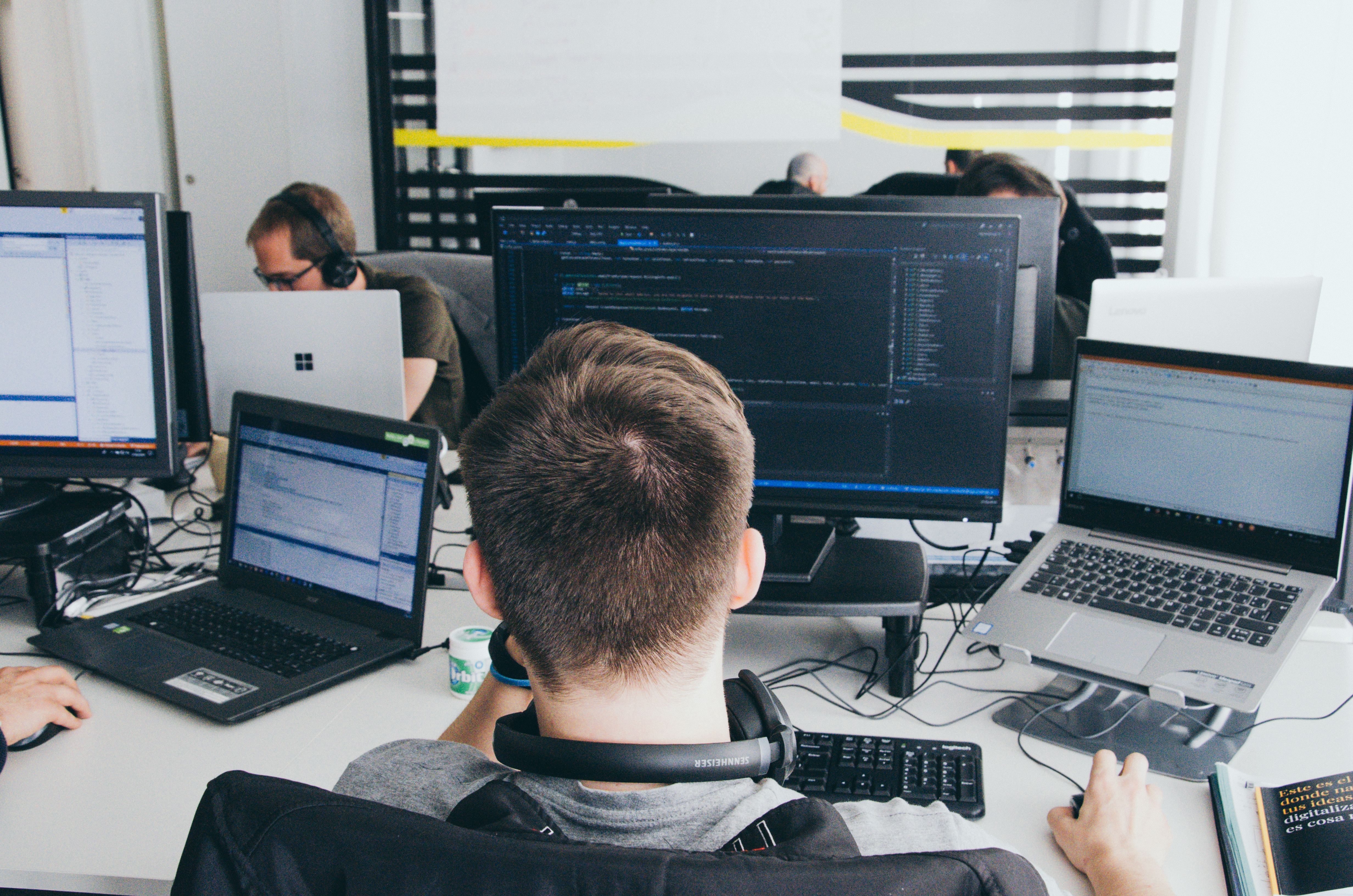 Senior Back-End Developer, .PHP