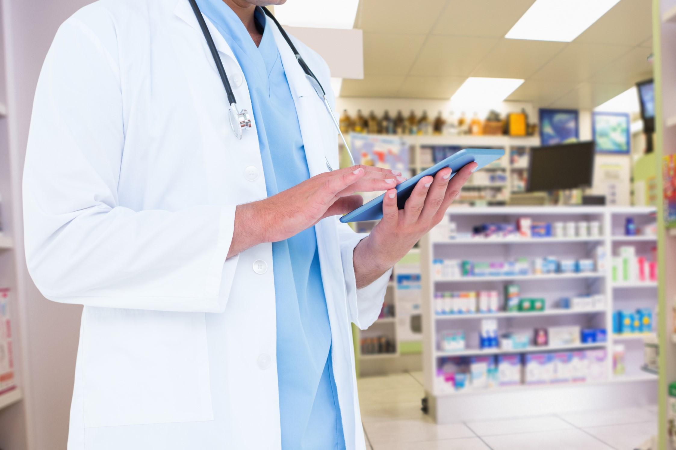 transformación digital en la industria farmacéutica