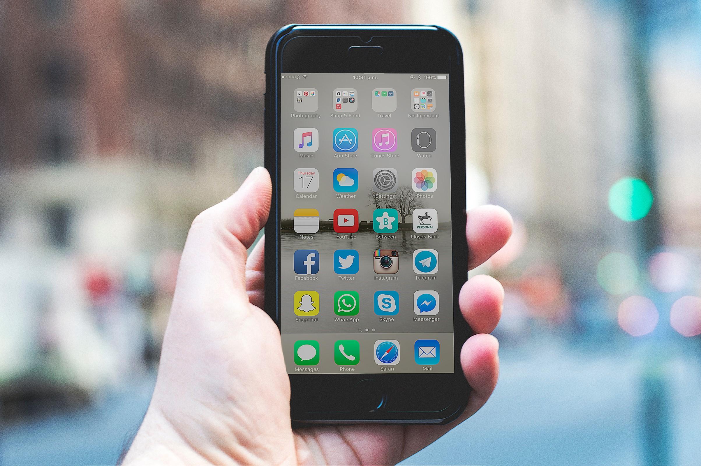 evolución de las Apps