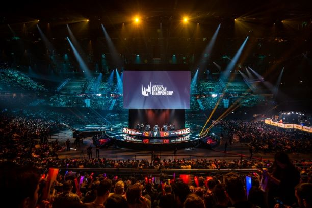 League of Legends: el negocio de los eSports
