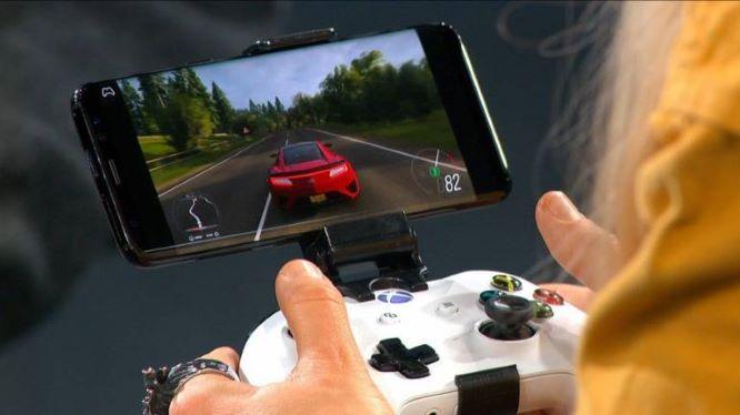 Videojuegos en la nube durante la feria E3