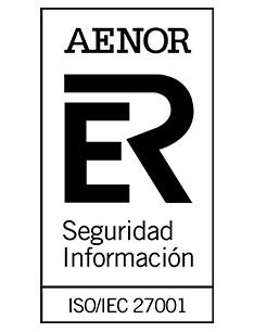 certificación ISO 27001 Syntonize