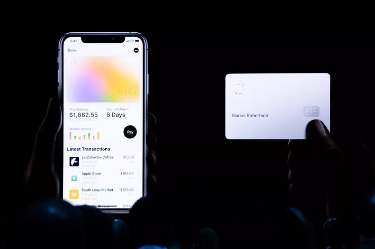 Apple Card comienza a implementarse