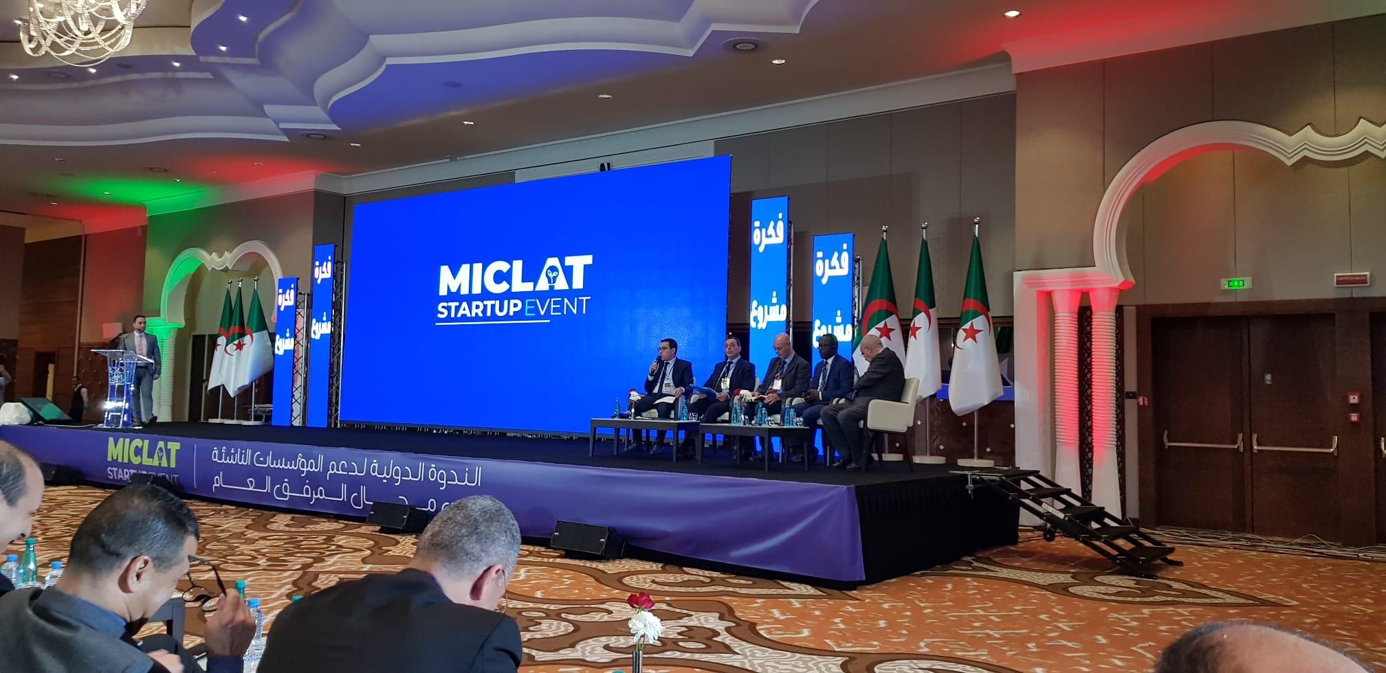 Apoyamos el desarrollo de startups tecnológicas en Argelia