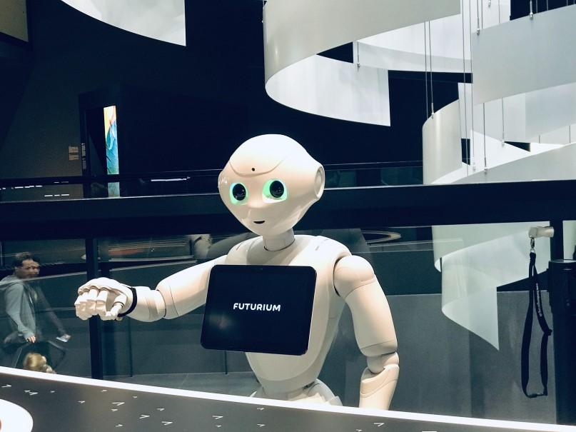 IA de reconocimiento artificial