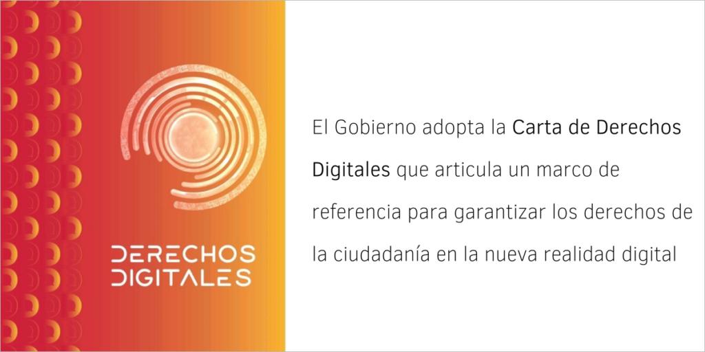 Carta de Derechos Digitales